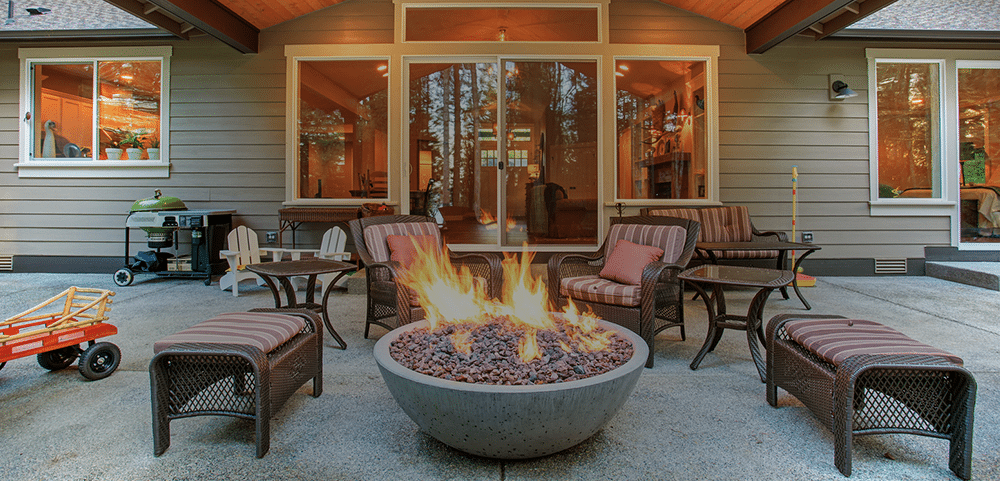 patio with fire-pit